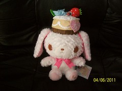 Sanrio Sugarbunny 5th Anniversary Plush ( Veronica ) Tags: plush sanrio sugarbunny