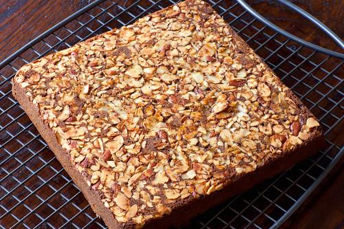 Pistachio-Cardamom Cake