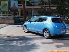 essai Nissan Leaf 17