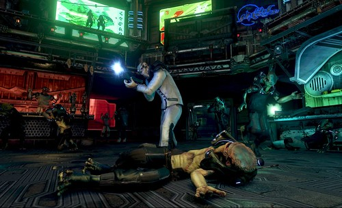 Prey 2 - Detailed; A Cross-Genre First Person Shooter