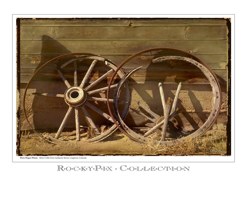 Wagon wheels revisited