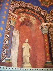 Cantal 220 (ealdthryth) Tags: france church medieval romanesque auvergne hauteloire blesle eglisesaintpierre