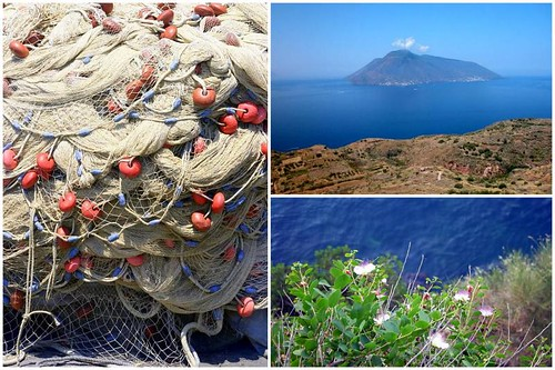 Sicilia (nets, Eolie islands, capers)
