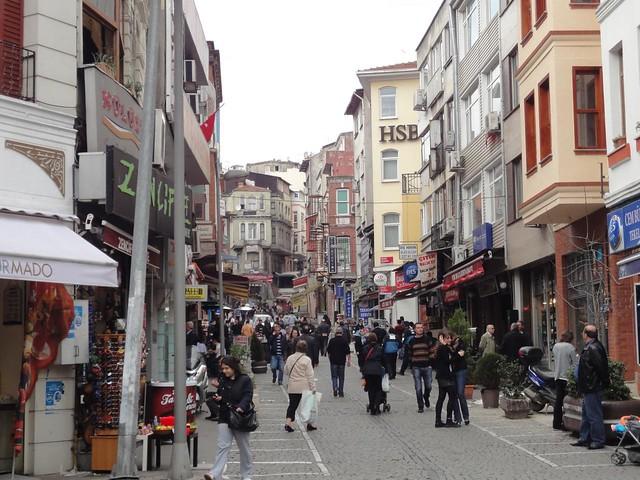 Çarsi em Besiktas Istambul