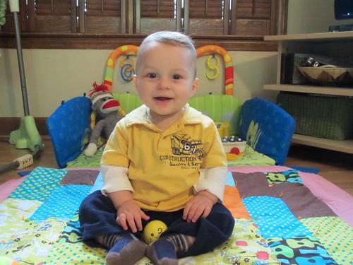 Judah 10 months