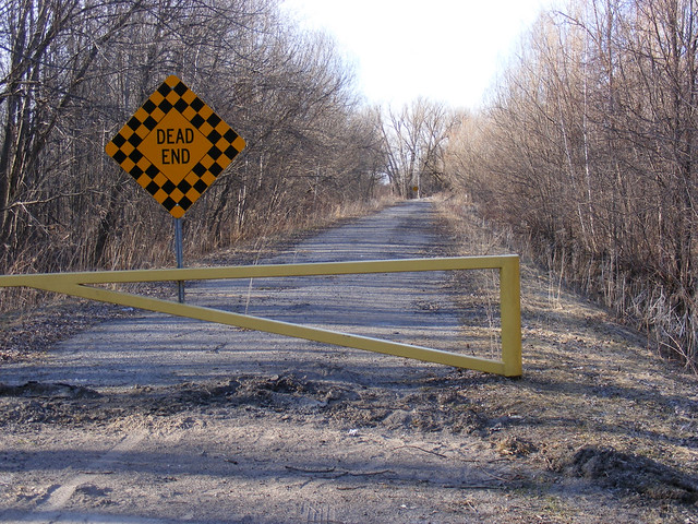 Dead end, East Gwillimbury