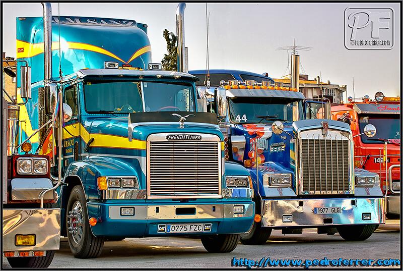 II Truck Show Festival de Torrelaveg - Freightliner