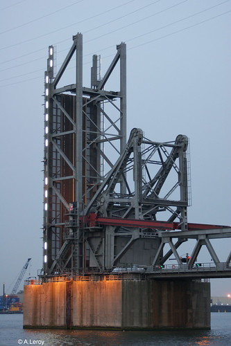 Antwerpen Lillobrug open 11-04-2011