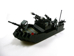 PACSEA CT-5. (Lego Junkie.) Tags: modern army war lego contest navy boom network iwin lcn faction pacom pacsea