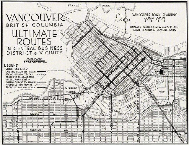 A Plan for the City of Vancouver, British Columbia, including a General Plan of the Region, page 120