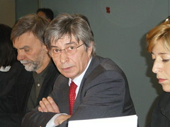 Vasco Errani in Regione