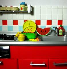 98/365  Happy Kitchen