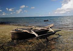 Outrigger Canoe, Mafia Island