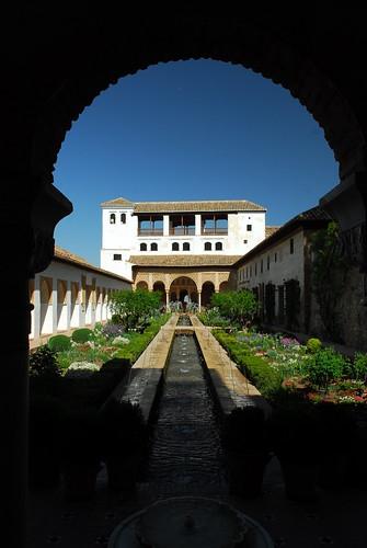 Granada and Alhambra Spain 237