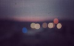 Screen (chrisglass) Tags: desktop wallpaper lights blurry cincinnati screen