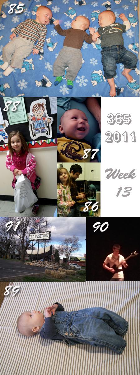 365 2011 Week 13