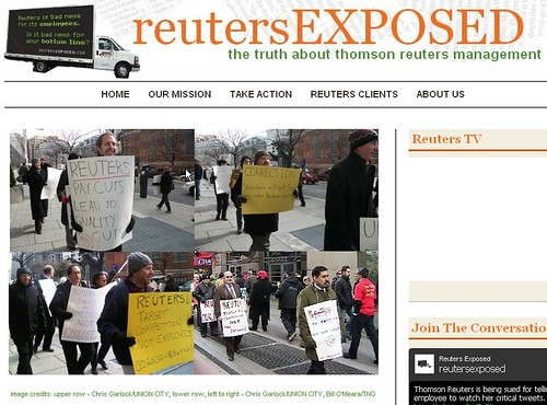 Reuters Exposed