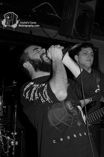 Orchid's Curse -  East Coast Loud Tour (Halifax) 03