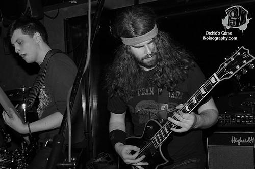 Orchid's Curse -  East Coast Loud Tour (Halifax) 01