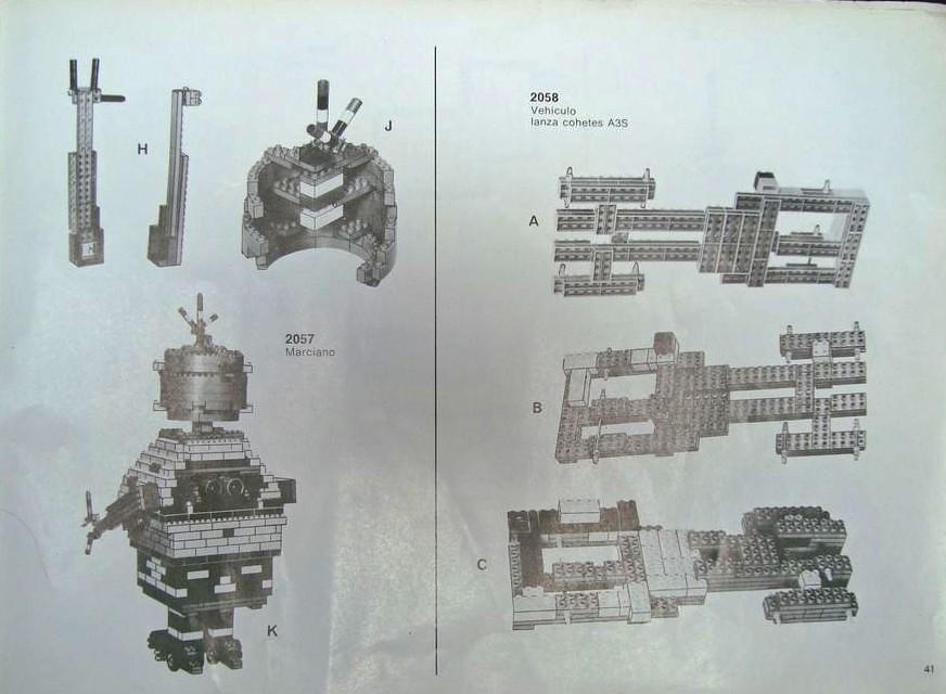 Rasti Manual de armado (circa 1970) Pic 8 (44 pics)
