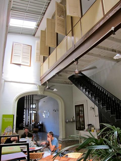 Inside A Pre-War House
