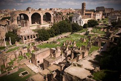 Ruins of Rome (Mad2PhoFreak) Tags: vatican rome st museum square ruins cathedral steps pantheon colosseum santamaria peters