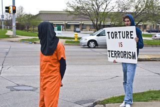 Anti-Torture Vigil - Week 44: Torture Is Terrorism