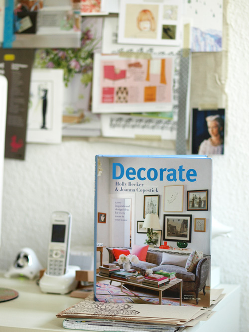 Win a Signed Copy of Decorate!