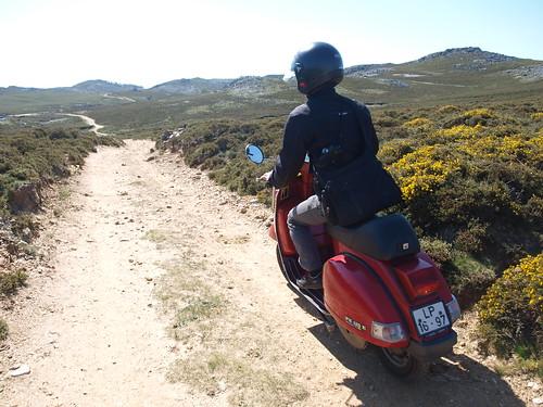 1º Camiti ScooterPT, Serra da Freita