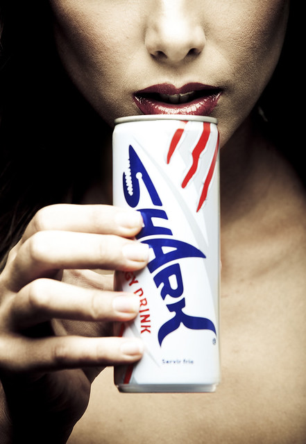 Shark Energy Drink 2011