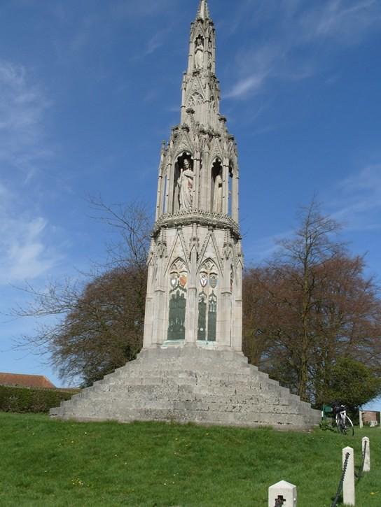 Eleanor Cross monument, Sledmere