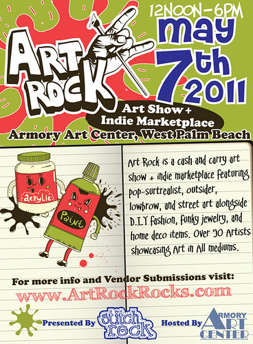 My Next show! ART ROCK 2011!