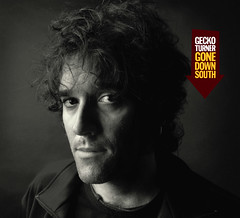Gecko Turner - Gone Down South (CD/LP) LMNK35