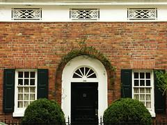 it takes a village (nj dodge) Tags: old nyc newyorkcity house brick manhattan greenwichvillage 4thst