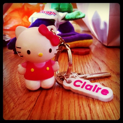New keyring :) and only £1.50!