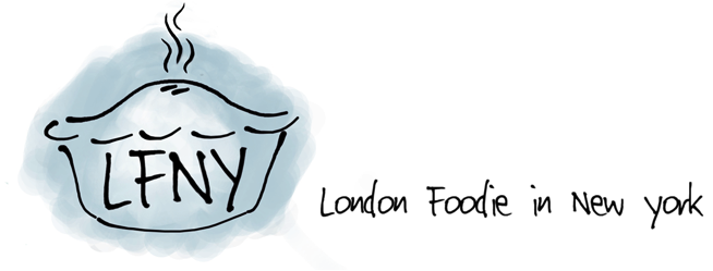 London Foodie in NY