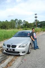 BMW 525i (Raja ahmad zhafir) Tags: bmw 525i