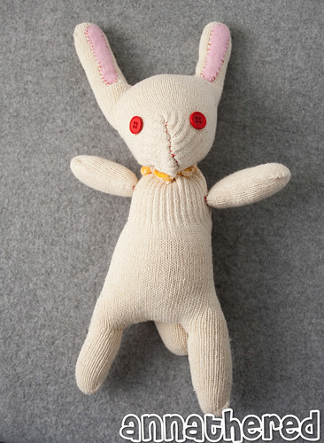 Glove bunny by me