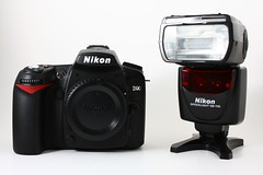 Nikon D90 & SB-700 (Craig's Collection) Tags: nikon d90 diylightbox sb700
