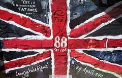 Jeans and T shirt flag (Katie-Rose) Tags: blue red white unitedkingdom flag jeans tshirts unionjack unionflag windowshopping fatface royalwedding katierose explored williamandkate canondigitalixus95is princewilliamandkatemiddleton 29april2011 dukeandduchessofcambridge thedukeandduchessofcambridge