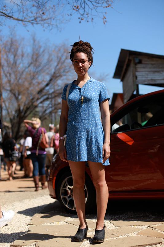 whtblue - austin sxsw street fashion style
