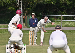 IMG_4875 Pontyberem 2nd XI v Llangennech 2nd XI (Malcolm Alce-King) Tags: wales carmarthenshire cricket pontyberem gwendraethvalley pontyberemcricketclub