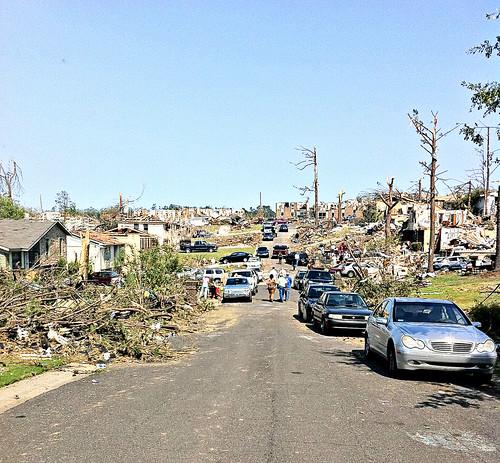 Alabama Tornado April 27 2011. Jamiesrabbits/Flickr