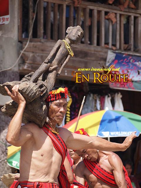 An elder brings in his Bulol