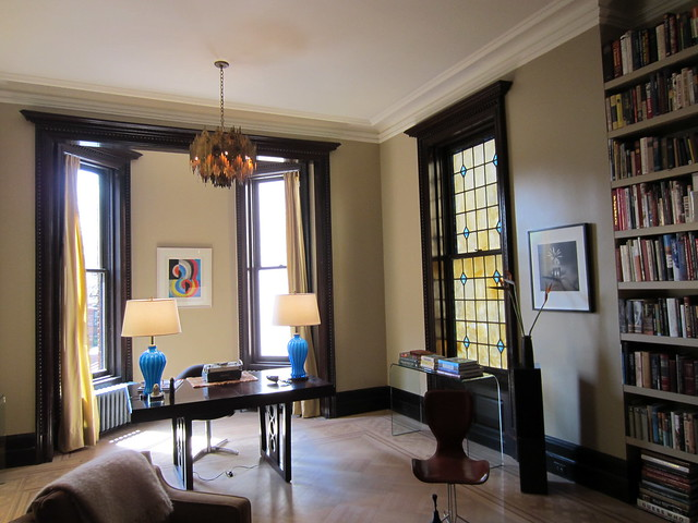 An Amazing Brooklyn Brownstone
