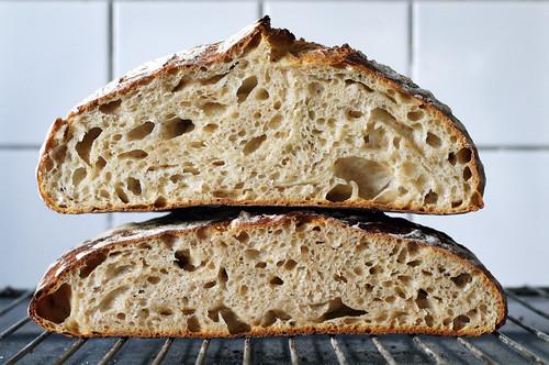 bröd recept vetemjöl