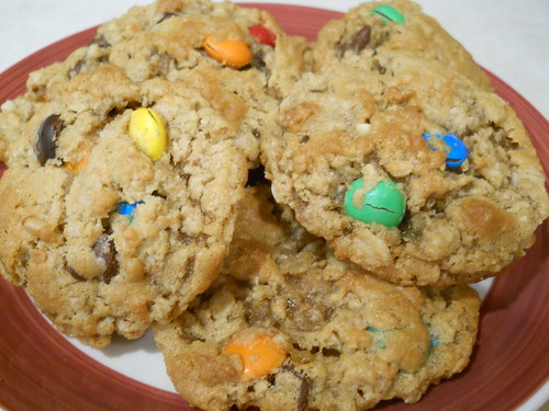 Baked's Monster Cookies