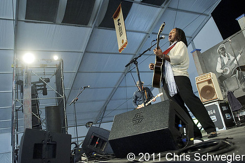 Ruthie Foster - 05-05-11 - New Orleans Jazz & Heritage Festival, New Orleans, LA