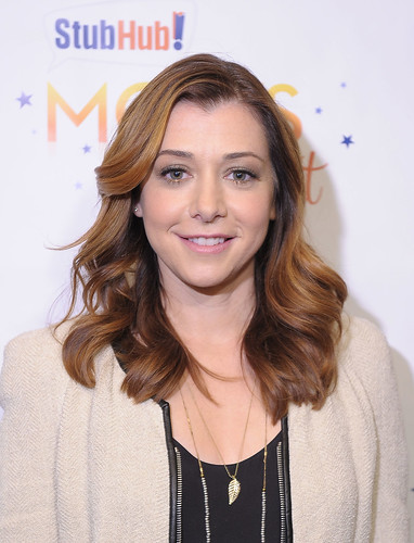 alyson hannigan 2011. alyson hannigan 2011. Alyson Hannigan @ quot;StubHub Mom#39;s Night