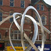 The Spirit of Belfast is a public art sculpture by Dan George